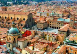 Bologna_dall_alto