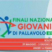 Pallavolo_finali under 16 femminili_Bologna 03 06 2018