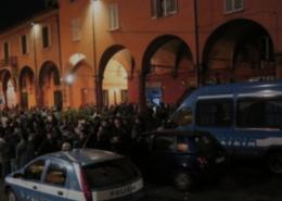 Via Petroni_polizia