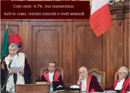 Procuratore Francisci_dati reati_800_600
